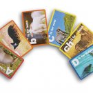 Teaching Tree Animal Pictures Alphabet Flash Cards - 36 Count