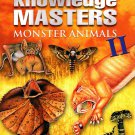 Knowledge Masters - Monster Animals - Book 2