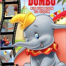 Dumbo - Big Fun Book to Color - Under The Big Top!