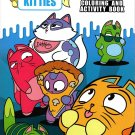 Hasbro Lost Kittens - Jumbo Coloring and Activity Book