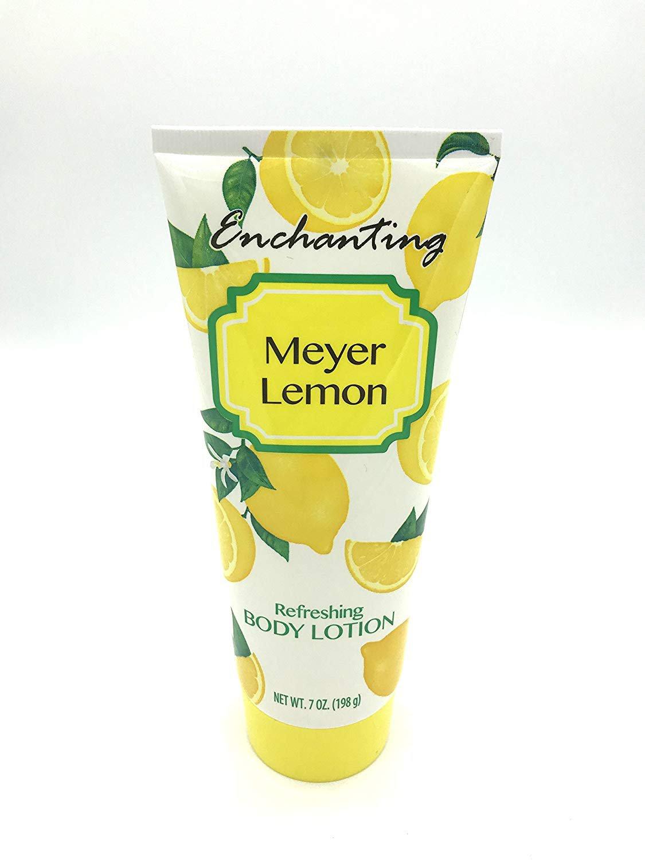 Enchanting Meyer Lemon Refreshing Body Lotion