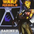 World of Reading Star Wars Rebels: Sabine's Art Attack: Level 1