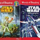 World of Reading Star Wars Level 2 (Set of 2)
