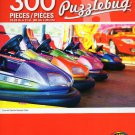 Cra-Z-Art Colorful Electric Bumper Cars - 300 Pieces Jigsaw Puzzle