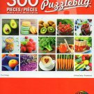Cra-Z-Art Food Collage - 300 Pieces Jigsaw Puzzle