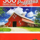 Cra-Z-Art Big Red Barn - 300 Pieces Jigsaw Puzzle
