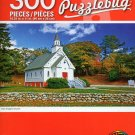 Cra-Z-Art New England Church - 300 Pieces Jigsaw Puzzle