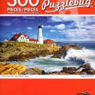 Cra-Z-Art Portland Head Light, Cape Elizabeth, Maine - 300 Pieces Jigsaw Puzzle