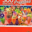 Cra-Z-Art Colourful Freakshakes - 300 Pieces Jigsaw Puzzle