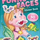 Funny Faces Sticker Book: Mermaids (Funny Faces Sticker Books)