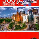 Cra-Z-Art Columbus Circie, New York - 500 Piece Jigsaw Puzzle