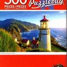 Cra-Z-Art Heceta Head Lighthouse, Oregon - 500 Piece Jigsaw Puzzle