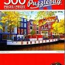 Cra-Z-Art Amsterdam in Autumn - 500 Piece Jigsaw Puzzle