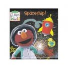 Sesame Street Elmo's World Bath Time Bubble Book ~ Spaceship