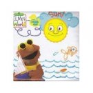Sesame Street Elmo's World Bath Time Bubble Book ~ Sun