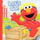 Sesame Street - Coloring & Activity Book - Let's Go!