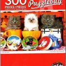 Cra-Z-Art Three Little Kittens - 300 Pieces Jigsaw Puzzle