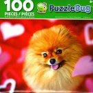 Cra-Z-Art Flint The Pomeranian - Puzzlebug - 100 Piece Jigsaw Puzzle