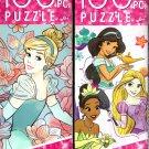 Disney Princess - 100 Piece Jigsaw Puzzle (Set of 2)