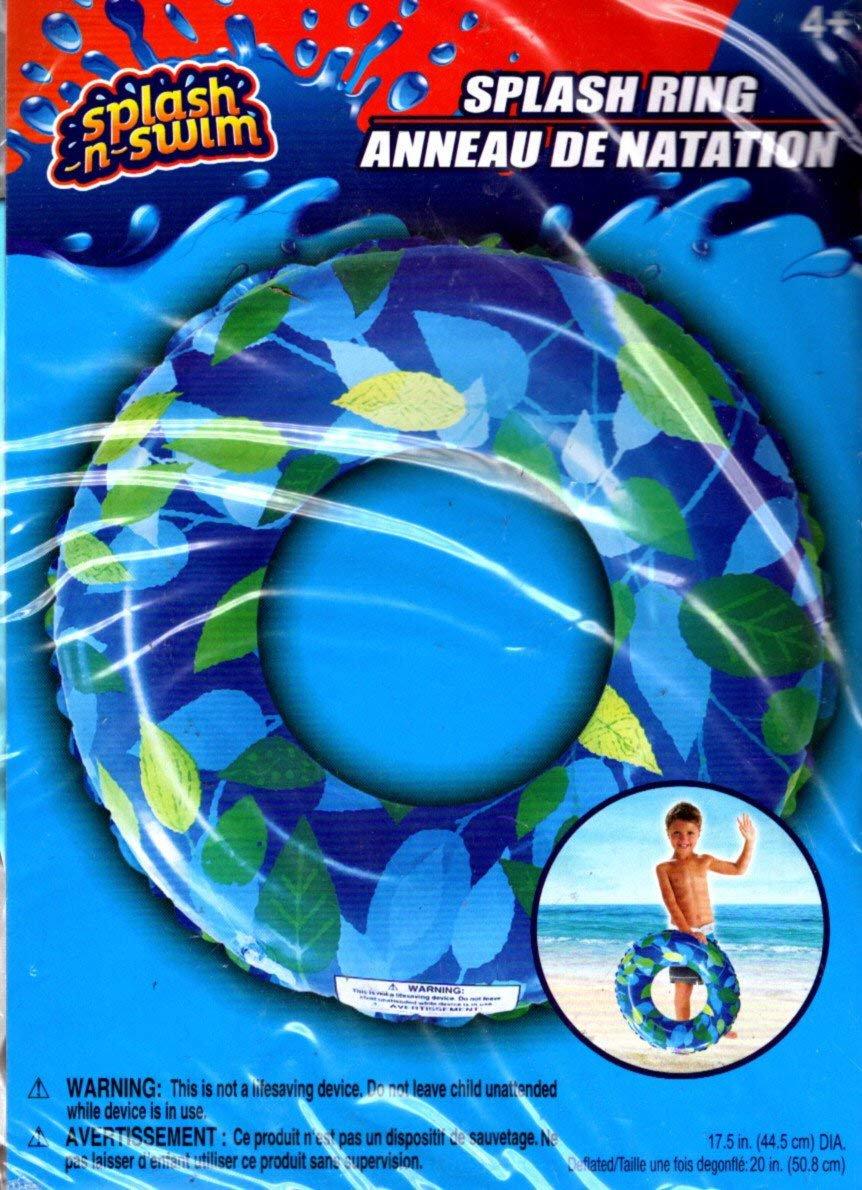 Splash-N-Swim - 17.5 in Swim Ring - Swim Time Fun! - v10