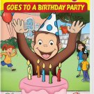 Curious George: Goes to a Birthday Party (dv 001)