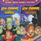 Alvin and the Chipmunks Scare-riffic Double Feature  (DVD) (dv 001)