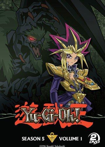 Yu-Gi-Oh! Classic: Season 5, Vol. 1 DVD (dv 001)