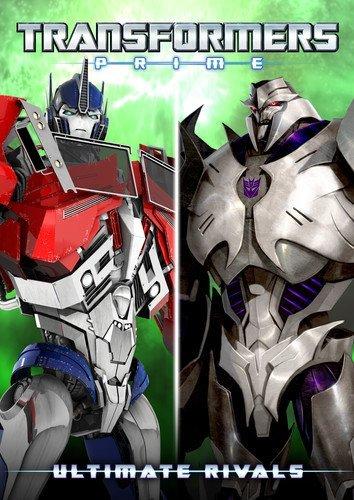 Transformers Prime: Ultimate Rivals DVD (dv 001)
