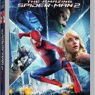 The Amazing Spider-Man 2 DVD [Blu-ray] ( May Have Slip Cover ) (dv 001)