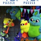 Disney Pixar Toy Story 4 - 48 Pieces Jigsaw Puzzle (Set of 2)