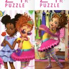 Disney Junior Fancy Nancy - 24 Pieces Jigsaw Puzzle (Set of 2)