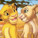 The Lion King Simba & Nala - 48 Pieces Jigsaw Puzzle v4