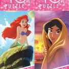 Disney Princess - 48 Pieces Jigsaw Puzzle (Set of 2)