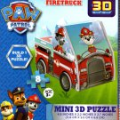 Nickelodeon Paw Patrol - Marshalls Firetruck - 8 Mini 3D Puzzle
