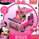 Disney Junior Minnie - 13 Mini 3D Puzzle
