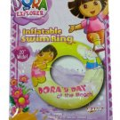 "DORA Inflatable Swim Ring 20"" (Dora's Day at the Beach)"