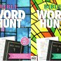 Bible Word Hunt - King James Bible - (2018) - Vol.3-4 (Set of 2 Books)