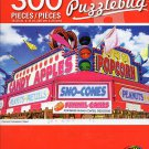 Cra-Z-Art Carnival Concession Stand - Puzzlebug - 300 Piece Jigsaw Puzzle