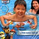 "Nickelodeon Paw Patrol - 17.5"" Swim Ring - Includes Repair Kit -Swim Time Fun!"