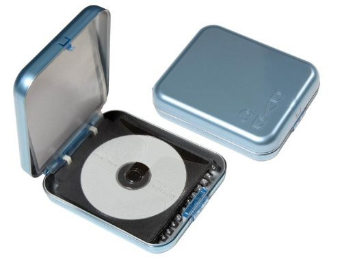 Hipce WPCS-24F Made for Drivers - Portable CD/DVD Case