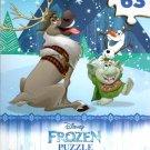 Frozen - 63 Pieces Jigsaw Puzzle - v1