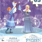Olaf's Frozen Adventure - 63 Pieces Jigsaw Puzzle - v2