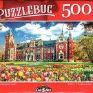Cra-Z-Art Palace in Plawniowice, Poland - 500 Piece Jigsaw Puzzle - Puzzlebug