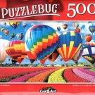 Cra-Z-Art Hot Air Balloons - 500 Piece Jigsaw Puzzle - Puzzlebug