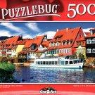Cra-Z-Art Scenic Bamberg Town, Germany - 500 Piece Jigsaw Puzzle - Puzzlebug