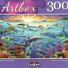 Cra-Z-Art Ocean of Life by Sergio Botero - 300 Piece Jigsaw Puzzle