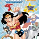 Bendon 43375 Justice League Unlimited Color and Trace Activity Book