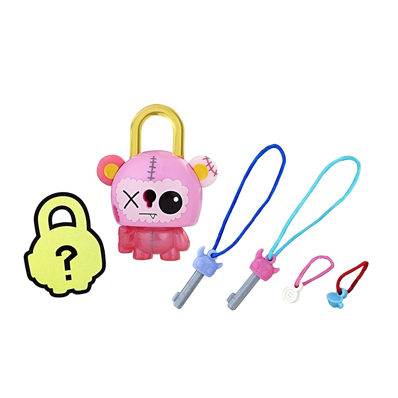 Hasbro Lock Stars Pink Bear