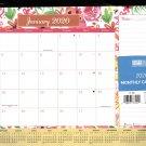 2020 Monthly Magnetic Calendar - 12 Months Desktop/Wall Calendar/Planner - (Edition #2)