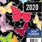 2020 Monthly Appointment Planner/Calendar - with 120 Reminder Stickers - Edition #1